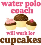 Funny Water Polo Coach T-shirts and Gifts