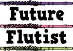 FUTURE FLUTIST KIDS T-SHIRTS