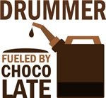 Drummer Fueled By Chocolate Gifts