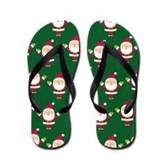 CHRISTMAS FLIP FLOPS