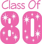 Class Of 1980 School T-shirts