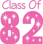 Class Of 1982 School T-shirts