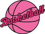 PINK BASKETBALL T-SHIRTS AND GIFTS