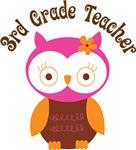 3rd Grade Teacher Gift T-shirts and Mugs