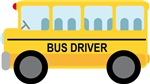Bus Driver T-shirts and Gifts
