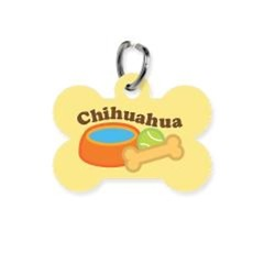 DOG BREED PET TAGS