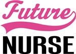 Future Nurse Kids Occupation T-shirts
