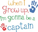 Future Captain Kids T-shirts