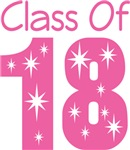 Class Of 2018 School T-shirts