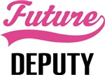 Future Deputy Kids Occupation T-shirts