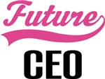 Future CEO Kids Occupation T-shirts