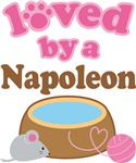 Loved By A Napoleon Tshirt Gifts