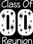 Class Of 2000 Reunion Tee Shirts