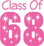 Class Of 1968 School T-shirts