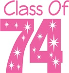 Class Of 1974 School T-shirts