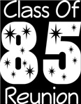 Class Of 1985 Reunion Tee Shirts