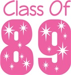 Class Of 1989 School T-shirts