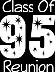 Class Of 1995 Reunion Tee Shirts