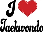 I Heart Taekwondo T-shirts and Gifts