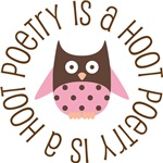 POETRY IS A HOOT OWL TEES AND GIFTS