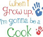 Future Cook Kids T-shirts
