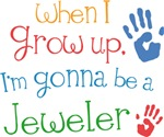 Future Jeweler Kids T-shirts