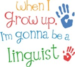 Future Linguist Kids T-shirts