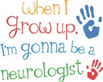 Future Neurologist Kids T-shirts