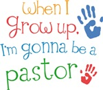 Future Pastor Kids T-shirts