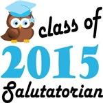Salutatorian 2015 Tees