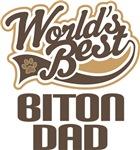Biton Dad (Worlds Best) T-shirts