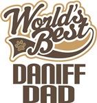 Daniff Dad (Worlds Best) T-shirts