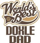 Doxle Dad (Worlds Best) T-shirts