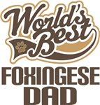 Foxingese Dad (Worlds Best) T-shirts