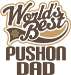 Pushon Dad (Worlds Best) T-shirts