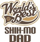Shih-Mo Dad (Worlds Best) T-shirts