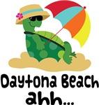 Daytona Beach Florida Turtle Tshirts