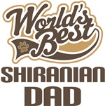 Shiranian Dad (Worlds Best) T-shirts
