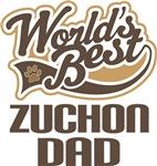 Zuchon Dad (Worlds Best) T-shirts