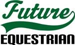 Future Equestrian Kids T Shirts