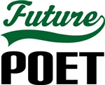 Future Poet Kids T Shirts