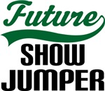 Future Show Jumper Kids T Shirts