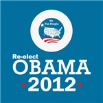Re-elect Obama 2012