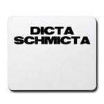 dicta schmicta