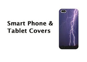 Smart Phone & Tablet Covers