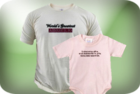 Abuelo Gifts and T-Shirts