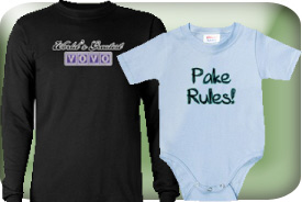 Custom Grandparent T-Shirts and Gifts