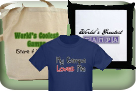 Gampa Gifts and T-Shirts