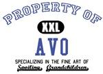 Property of Avo