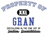 Property of Gran